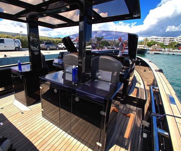 Knockout Fjord40 Open 12